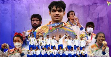 GOLDEN PERFORMANCE OF INDIA AT TOKYO OLYMPIC 2020